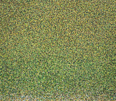image of a painting titled another green world