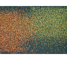 image of a painting titled sound signals
